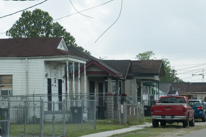 NEW ORLEANS, LOUISIANA 13 YEARS AFTER KATRINA (part one